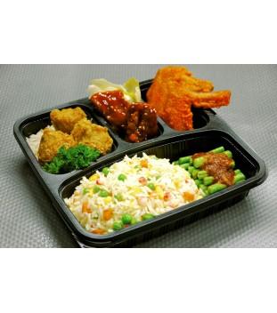Asian Bento B
