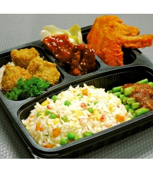 Asian Bento A