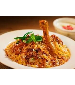 Briyani Chicken Set