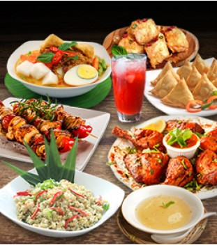 Traditional Malay Dishes