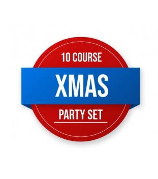 10 Course Xmas Party Set (10-12 pax)